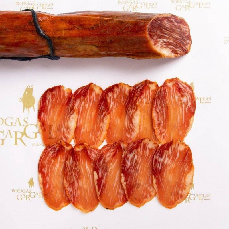 Lomo de bellota 100% Ibérico Lazo