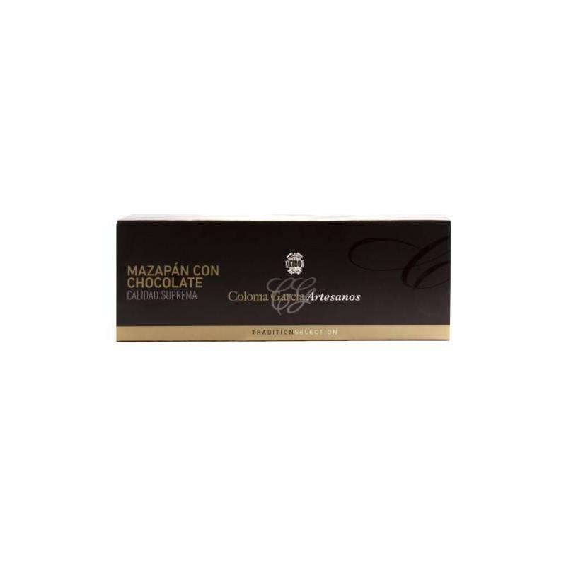 """Mazapan de Chocolate """"Coloma Garcia"""" 200gr."""