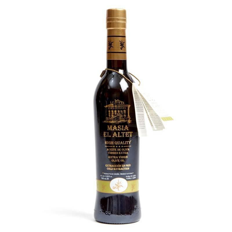 Aceite Masia el Altet Hihq Quality (Alicante) 500ml