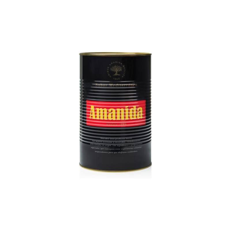 """Aceituna kalamata latón 4200ml """"Amanida"""""""